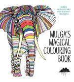 Mulga's Magical Colouring Book - Mulga