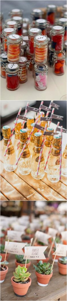 unique wedding favors-cheap wedding favor ideas #weddings #weddingideas #weddingfavors