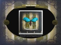 butterfly with wires