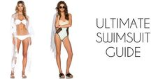 Cella Jane // Fashion + Lifestyle Blog: Ultimate Swimsuit Guide