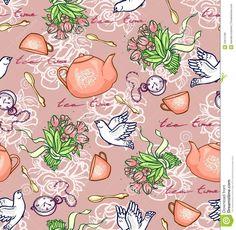 tea-time-background-23612789.jpg (1332×1300)