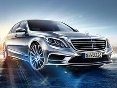 2013 Mercedes-Benz S-Klasse / S-Class (W222) w/ AMG-Paket (Leak) #mercedes #w222