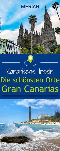 Schöne Orte gibt es auf Gran Canaria viele. Wir zeigen euch unsere Favoriten.