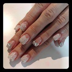 Bridal Nail Art | The Nail Artelier