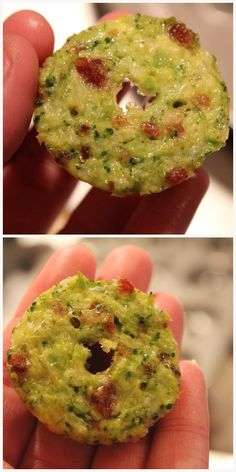 Broccoli, cheese, an