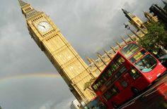 Big Ben, Londres (Reino Unido) - Foto: Ticiana Giehl e Marquinhos Pereira/Desempacotados