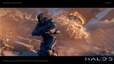 Here a little Breakdown of my shots done for Halo 5 Guardians at at Axis Animation. Big Cruise Crash: All the Big ship Impact (Snow, Pyro, Particles) Phantom Crash: Ship Impact (Snow, Particles and Pyro Sims) Rock Smash: Rock Demolition (RBD, Particles and Pyro Sim) Hope you like it.