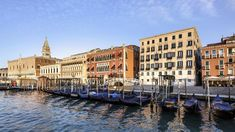Set in the 12th-century Palazzo Dandolo commissioned by the family that provided for four doges. Venice Italy, Venice Hotel, Luxury Collection Hotels, Rooftop Restaurant, Hotel Website, Hotels And Resorts, Luxury Hotels, Luxury Accommodation, Beautiful Buildings