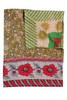 hippie dorm room ideas kantha bedding set vintage sari kantha coverlet