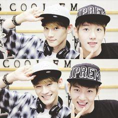 chen & baekhyun ~ #exo