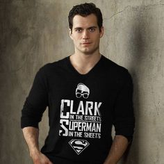 Clark in the streets, Superman in the sheets