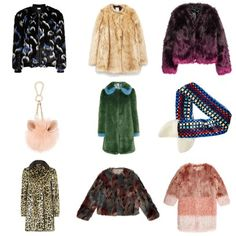 Top Faux Furs for Winter