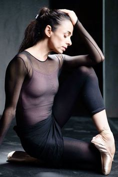 This 53-Year-Old Ballerina Will Change The Way You Think About Aging+#refinery29