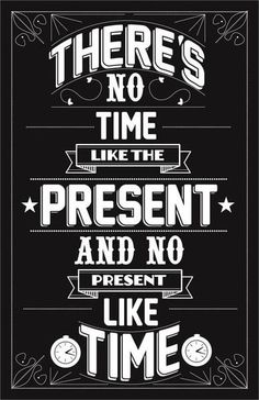 Present & Time