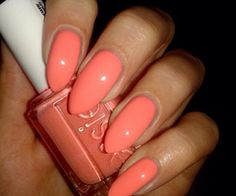 Almond Nails.♡