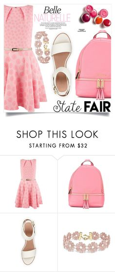 """The State Fair"" by aislinnhamilton1993 ❤ liked on Polyvore featuring Closet, MICHAEL Michael Kors, BEA, BaubleBar, Clinique, Rika, statefair and summerdate"