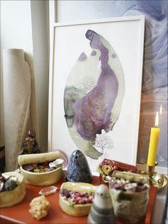 Håndmalede akvareller af Joanna Jensen. Painting, Art, Kunst, Art Background, Painting Art, Paintings, Performing Arts, Painted Canvas, Drawings