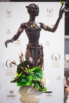 World Chocolate Masters - FINALS 2015