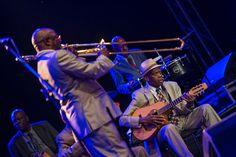 Kubanische Lebensfreud: das Orquesta Buena Vista Social Club. Foto: Mathias Adam