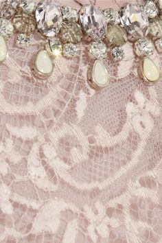Biyan Granger lace and silk-blend organza gown NET-A-PORTER.COM