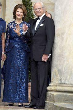Drottning Silvias galaklänning – en favorit i repris | Svensk Damtidning
