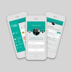 Da wir auch in der Freizeit leidenschaftlich gestalten, entstand dieses Twitter-App Konzept neben unseren alltäglichen Aufgaben.