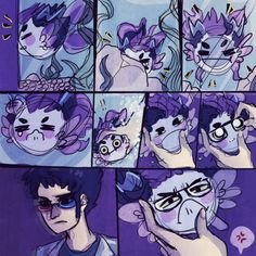Eridan's glasses aquariumstuck