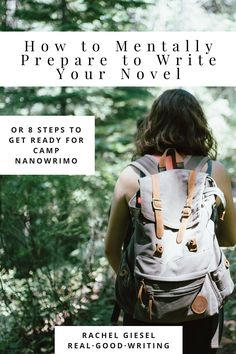 8 Steps to Mentally Prepare to Write Your Novel — Rachel Giesel Grimm Grant Writing, Writing Lessons, Writing Advice, Writing Resources, Writing Help, Writing A Book, Writing Prompts, National Novel Writing Month, Writers Write