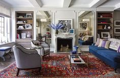 Emmy Rossum's newly-renovated NYC apartment is stunning!
