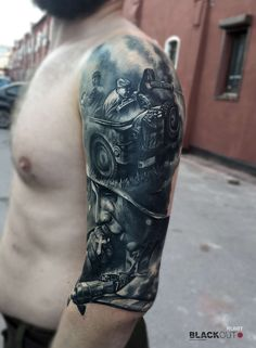 BLACKOUT tattoo collective Тимур Румит ,BLACKOUT tattoo collective  …