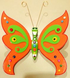 Garden Butterfly by Michael Wiest. Copyright May,
