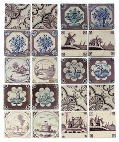 delft dutch tiles - - Yahoo Image Search Results