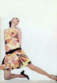 Philippe Venet L'Officiel Magazine 1968