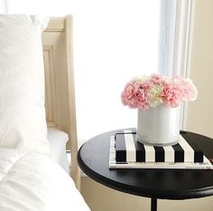 Pretty Bedside Table.