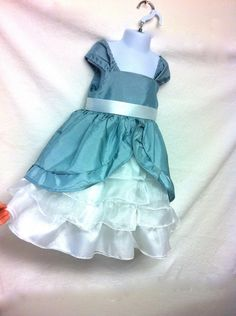 princess flower girl cinderella marie antoinette dress. I know a couple of little ones that would look so cute in this.