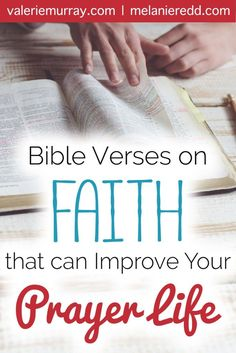 Bible Verses on FAITH that can improve your Prayer Life