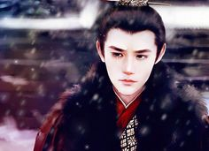 """[fanart] 飛流, 蕭景琰, 靜妃 """"琅琊榜"""" Nirvana in Fire 