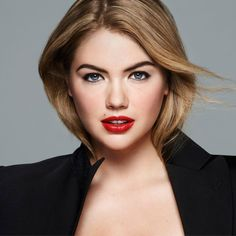 Kate Upton for Bobbi Brown Crazy For Color Campaign | FashionMention