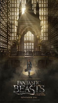 59 Best Fantastic Beasts and Where to Find Them images in