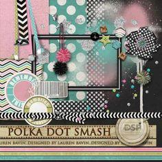 Polka Dot Smash Value Collection [DL-LB-XSVC-PolkaDotSmash]