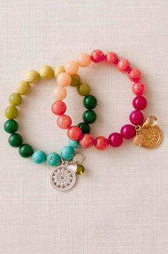 Ombré Bracelets - Stella and Dot.