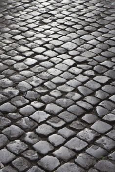 Cobblestone - inspiration for the Top Knobs Cobblestone Collection of #cabinethardware.  Visit topknobs.com for more info.