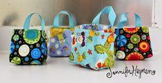 Little Hanging Basket Pattern - It's Free! - Jennifer Jangles                                                                                                                                                                                 More