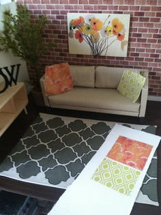 867 best 1 dollhouse livingroom images dollhouse furniture rh pinterest com