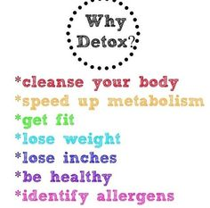 A good and healthy detox and cleanse = Arbonne 30 Day Healthy Living Program