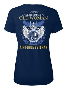 Limited Tee For Air Force Veteran | Teespring