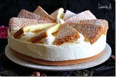 Bavarian Cream, Biscoff, Ricotta, Mousse Cake, Sweet Tarts, Cookbook Recipes, Chocolate Ganache, Cheesecake, Deserts