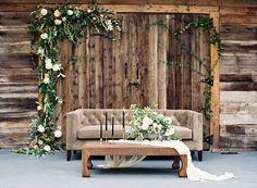 Light and Neutral Outdoor Wedding Ideas