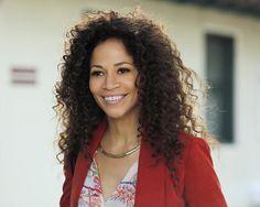 Sherri Saum has the most beautiful hair.