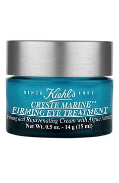 Kiehl's Since 1851 Cryste Marine Firming Eye Treatment available at #Nordstrom